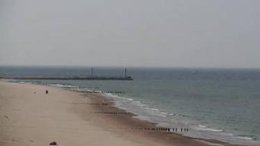 Preview webcam image Dziwnów - beach