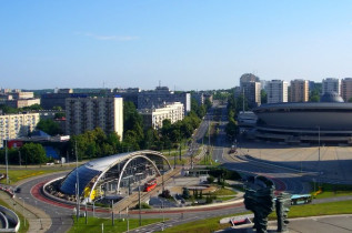 Preview webcam image Katowice