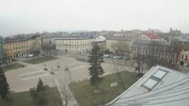 Preview webcam image Krakow - Podgórski Market