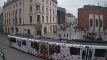 Preview webcam image Krakow