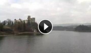 Preview webcam image Niedzica Castle
