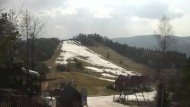 Preview webcam image Szczawnica - Palenica