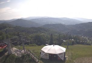 Preview webcam image Ski Wisła