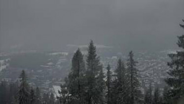 Preview webcam image Zakopane - Gubałówka