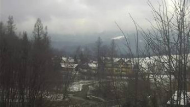 Preview webcam image Zawoja - Babia Góra