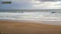 Preview webcam image Sines - Praia de Sao Torpes