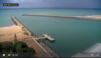 Preview webcam image Praia de Vilamoura