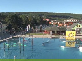 Preview webcam image Wellness centrum Aquamarin Podhájska