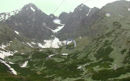 Preview webcam image Tatranska Lomnica - Skalnate Pleso