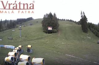Preview webcam image Terchova - Vratna - Paseky
