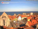 Preview webcam image Visby