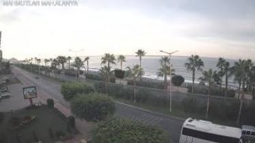 Preview webcam image Alanya - Keykubat Beach