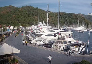 Preview webcam image Marmaris