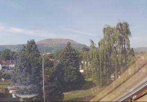 Preview webcam image Abergavenny - Blorenge Mountain