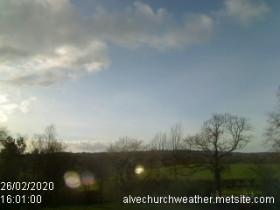 Preview webcam image Alvechurch