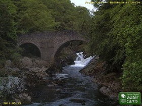 Preview webcam image Banchory - River Feugh