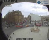 Preview webcam image Londýn - Trafalgar Square