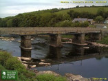 Preview webcam image Sion Mills - River Mourne