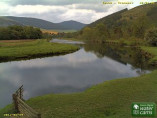 Preview webcam image Traquair - Tweed