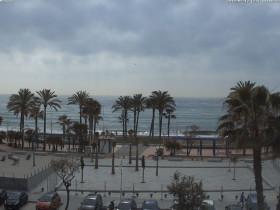 Preview webcam image Malaga