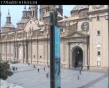 Preview webcam image Zaragoza - Plaza del Pilar
