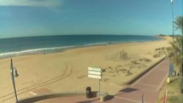 Preview webcam image Barbate - del Carmen