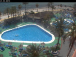 Preview webcam image Benalmadena - Sunset Beach Club