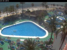 Preview webcam image Benalmadena - Sunset Beach Club