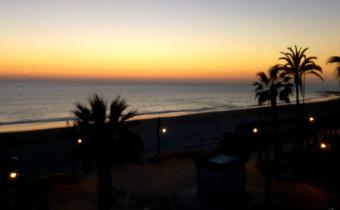Preview webcam image Chiclana de la Frontera - Beach de la Barrosa