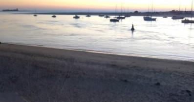 Preview webcam image Chiclana de la Frontera - Beach Sancti Petri