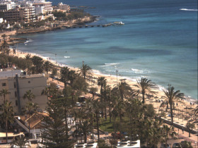 Preview webcam image Cala Millor