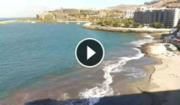 Preview webcam image Beach Anfi del Mar - Balito