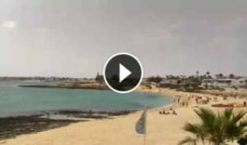 Preview webcam image Corralejo - beach