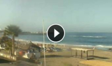 Preview webcam image Costa Adeje - beach de Fañabé