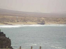 Preview webcam image El Cotillo - beach Piedra