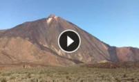 Preview webcam image Pico de Teide