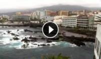 Preview webcam image Puerto de la Cruz - San Telmo