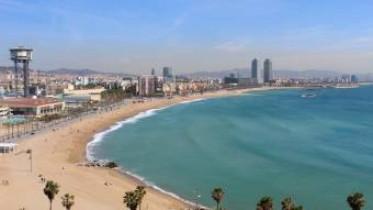 Preview webcam image Barcelona