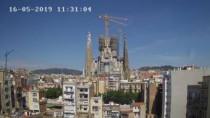 Preview webcam image Barcelona - Sagrada Familia