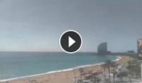 Preview webcam image Barcelona - Barceloneta