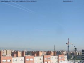 Preview webcam image Getafe