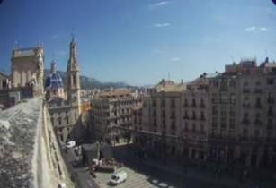 Preview webcam image Alcoy - Square de Espana