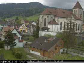 Preview webcam image Appenzell