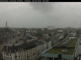 Preview webcam image Basilej - Biozentrum