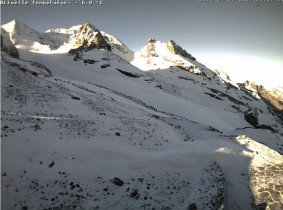 Preview webcam image Adelboden - Hohtürli and Bundstock