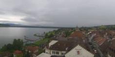 Preview webcam image Lake Murten