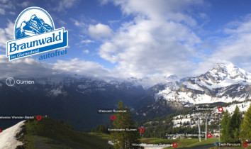 Preview webcam image Braunwald