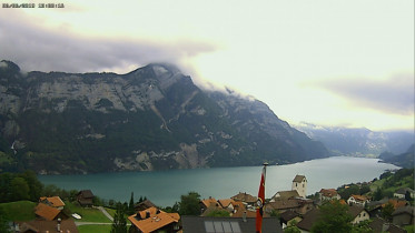 Preview webcam image Walensee