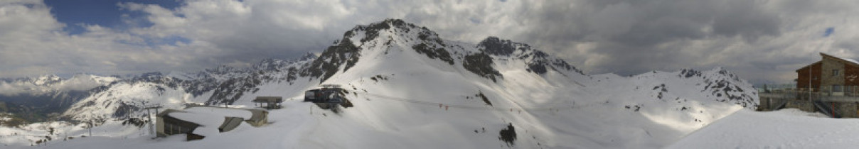 Preview webcam image Arosa