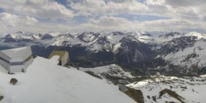 Preview webcam image Arosa - Weisshorn